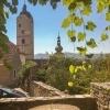 Churches in the village of Stein in Krems